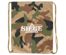 Camo Backsacks