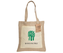 Reforest Jute Tote
