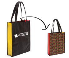 Serpent Tote Bags